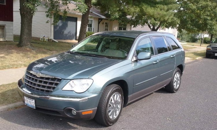 Toyota Peoria Il >> J-Roc78 2007 Chrysler PacificaTouring Sport Wagon 4D Specs, Photos, Modification Info at CarDomain