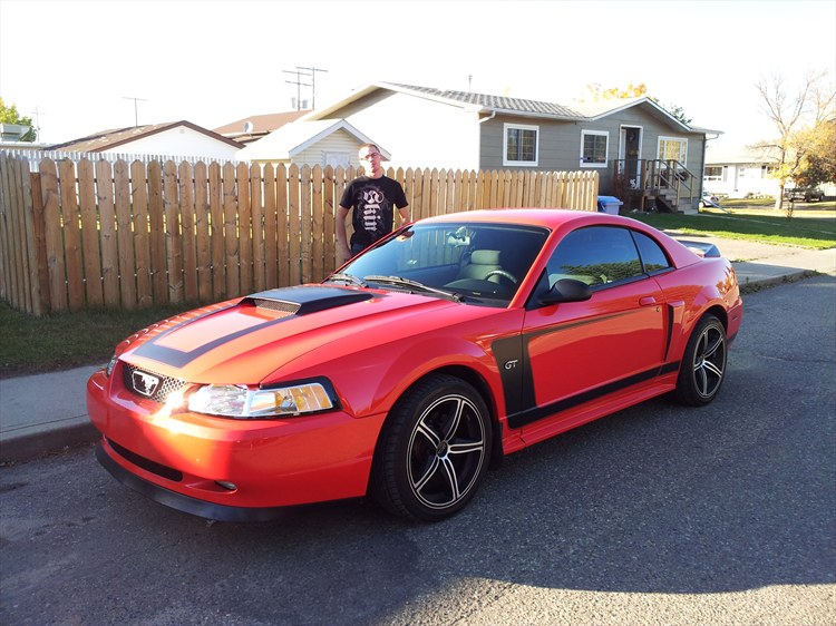 Niclhaus393 2000 Ford Mustang