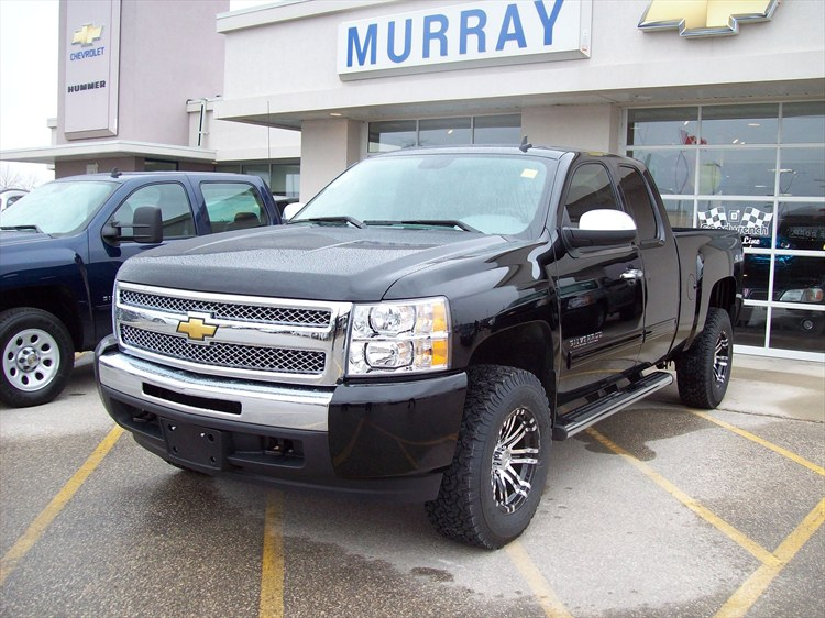 derricklk 2011 chevrolet silverado 1500 extended cab specs photos modification info at cardomain. Black Bedroom Furniture Sets. Home Design Ideas