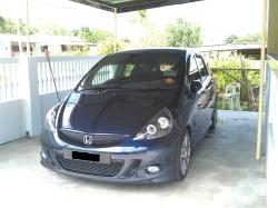 hilary.justin 2007 Honda Jazz