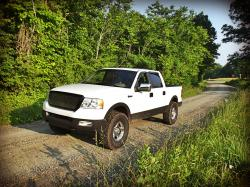 ZR2NC 2005 Ford F150 SuperCrew Cab