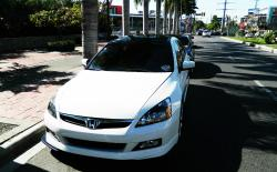 JpVizage 2007 Honda Accord