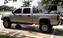 team-dirty 2006 Chevrolet 2500 Extended Cab