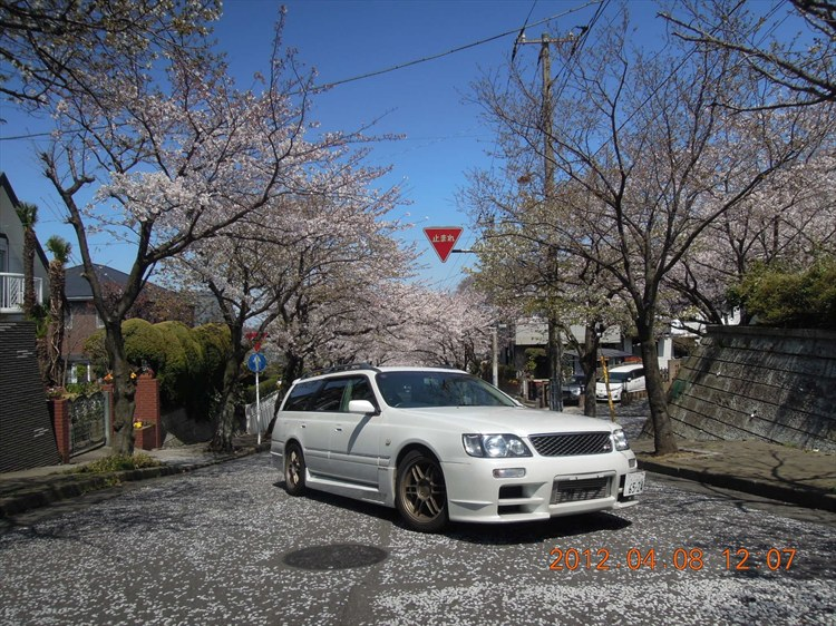 Another fatcat_2 1997 Nissan Stagea post... - 15698987