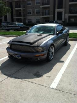 5uperman 2007 Ford Mustang