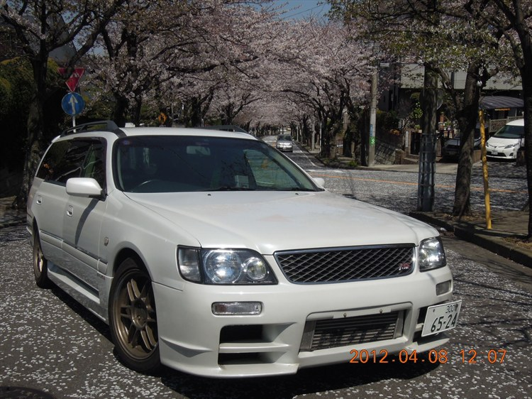 Another fatcat_2 1997 Nissan Stagea post... - 15698988