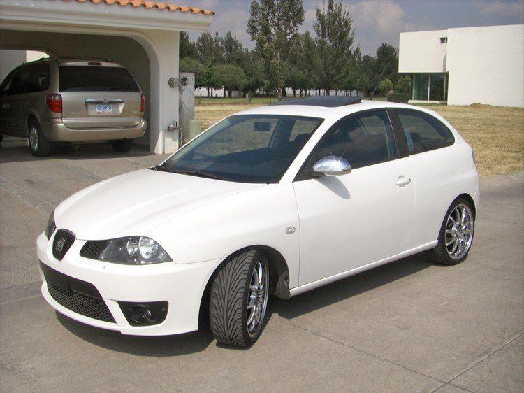 wr 2007 seat ibiza specs photos modification info at cardomain. Black Bedroom Furniture Sets. Home Design Ideas