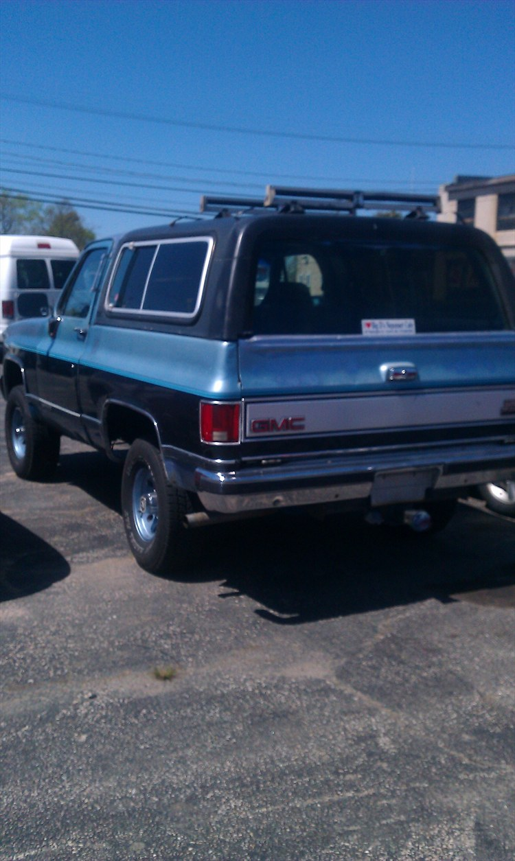 94f150kid88 1991 GMC Jimmy