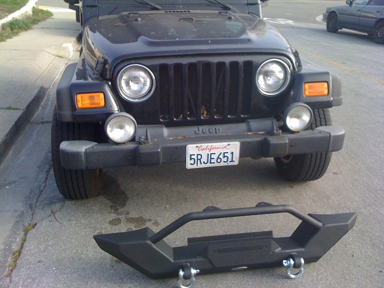 Another eklipz98 2005 Jeep Wrangler post... - 15489920
