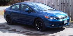CoolRonZ 2012 Honda Civic