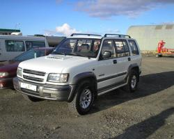 79642169 2000 Isuzu Trooper