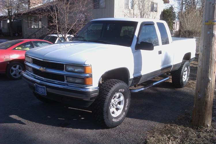 Another T-10Zr2 1995 Chevrolet Silverado 1500 Extended Cab post... - 15549923