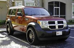 mrjerome's 2007 Dodge Nitro