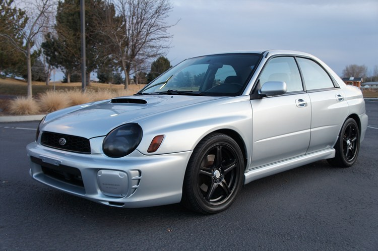 subycrazed 2002 subaru imprezawrx sedan 4d specs photos. Black Bedroom Furniture Sets. Home Design Ideas