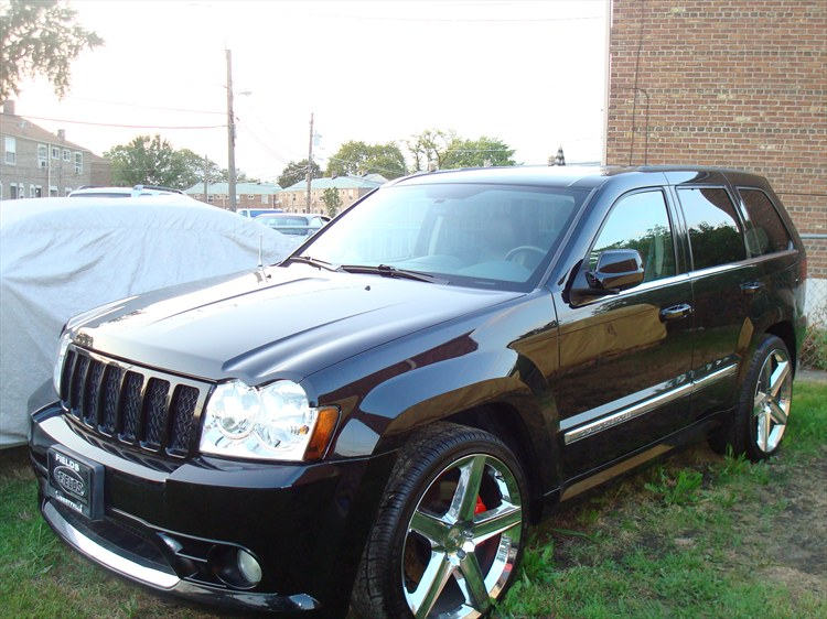 Mr Gees 1 2008 Jeep Grand Cherokee