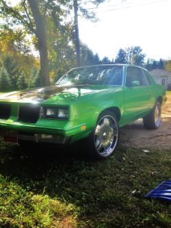 cutty777 1981 Oldsmobile Cutlass Calais
