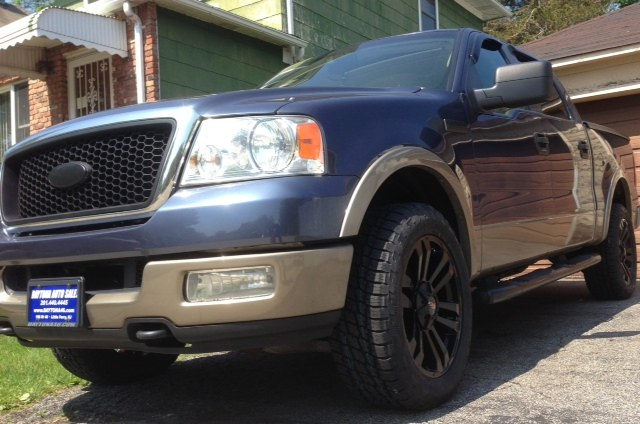 mriverajr's 2005 Ford F150 SuperCrew Cab