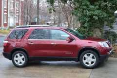 AutomotiveUSAs 2007 GMC Acadia