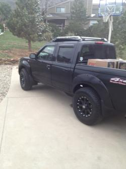 austin robinson 2001 nissan frontier crew cabsupercharged. Black Bedroom Furniture Sets. Home Design Ideas
