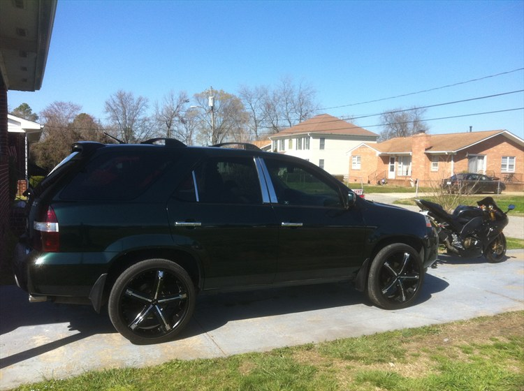 reshardwllms 2001 acura mdx specs photos modification info at