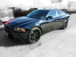 HellBoy Hemi 2013 Dodge Charger