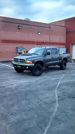 BelzQuads 2000 Dodge Dakota Quad Cab
