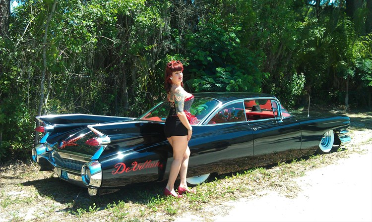 Sinister Kustoms 1959 Cadillac Deville Specs Photos