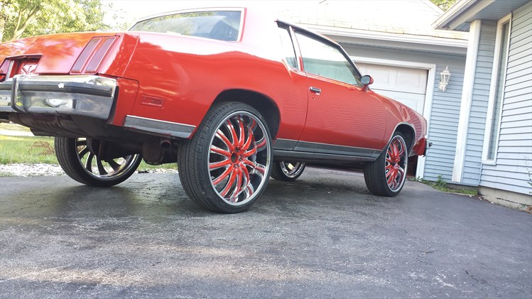 1980 Oldsmobile Cutlass Supreme
