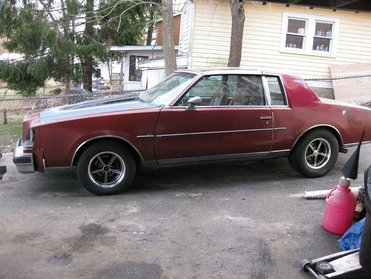 Another mfb496 1978 Buick Regal post... - 16172048
