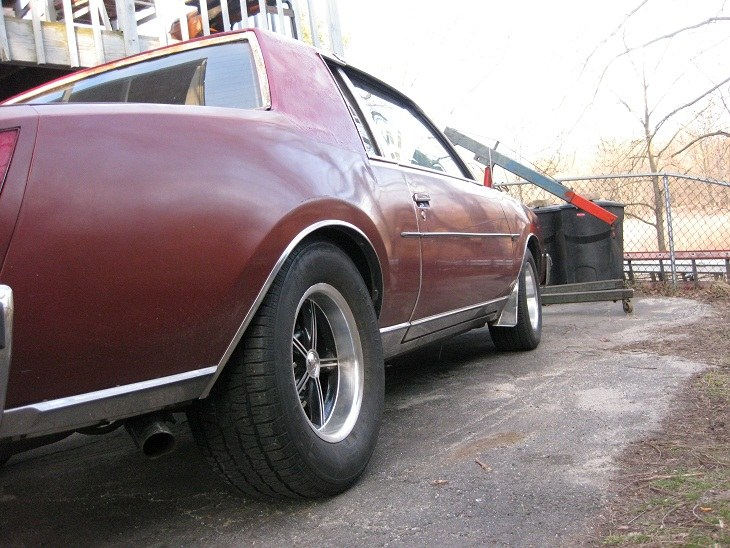 Another mfb496 1978 Buick Regal post... - 16172049