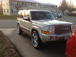hakim26's 2007 Jeep Commander