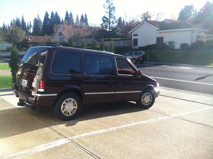 ajmarino 1992 Dodge Caravan PassengerSE Minivan Specs, Photos, Modification Info at CarDomain