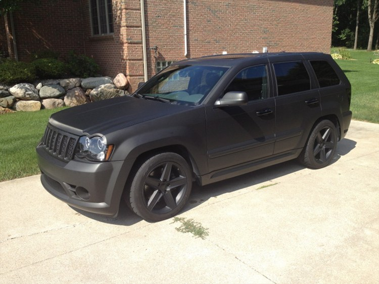 Custom Grand Cherokee - for sale - 16034041