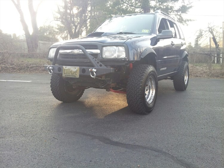 Lifted Chevy Tracker  - 16174054