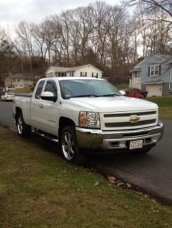 bygtime 2012 Chevrolet 1500 Extended Cab