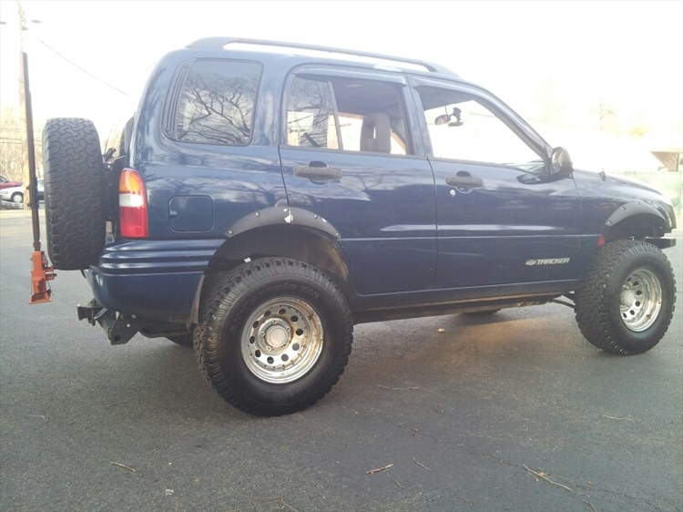 Lifted Chevy Tracker  - 16174045