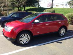 ronc132000 2010 Lincoln MKX