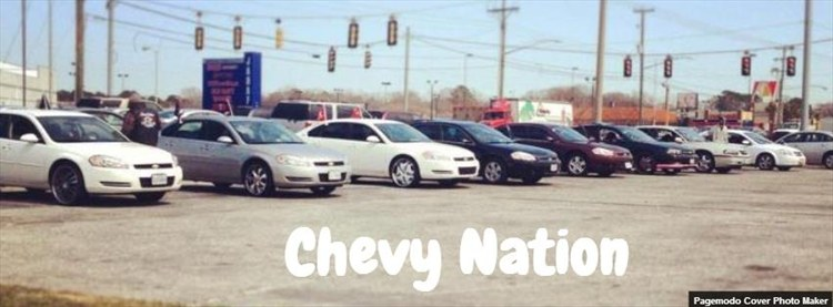 ChevyNation stand up!!! - 16304047