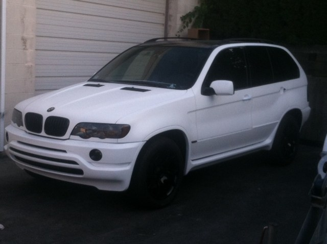 Mike61385 2002 Bmw X5 Specs Photos Modification Info At