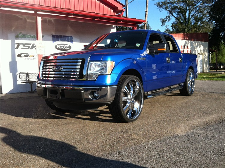 Lil Ford 2012 Ford F150 Supercrew Cab Specs Photos Modification