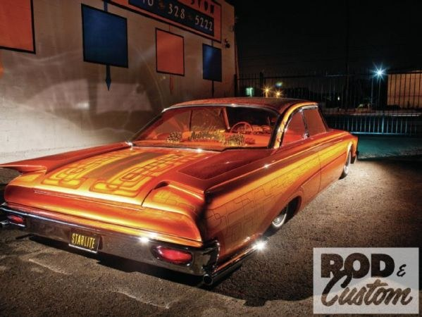 1960 FORD STARLINER FOR SALE OR PARTIAL TRADE - 16095070