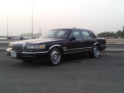 King Lincoln 1996 Lincoln Town Car