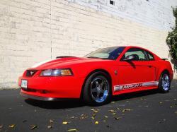 Bouttime09 2004 Ford Mustang