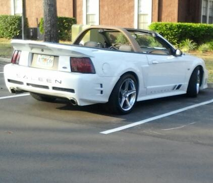 Another kfunct 2001 Ford Mustang post... - 16115017