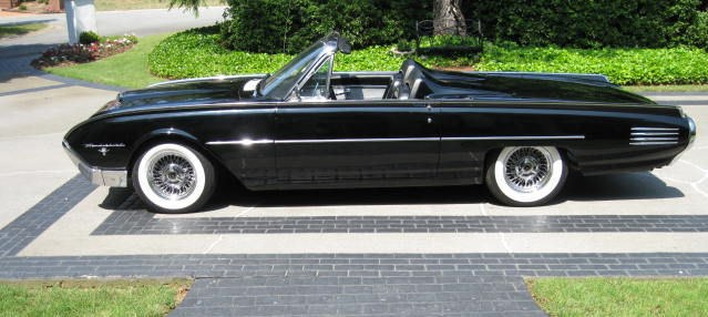 Rolling13s 1961 Ford Thunderbird