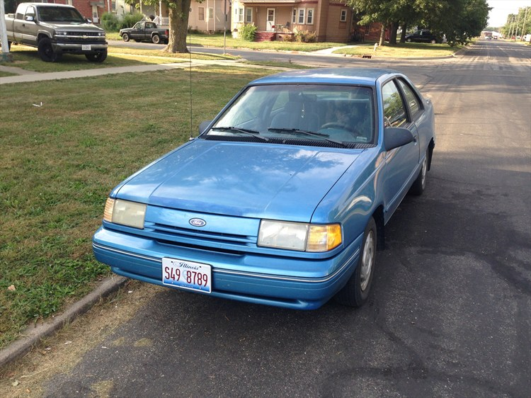 Ford Tempo Page 28 - View all Ford Tempo at CarDomain