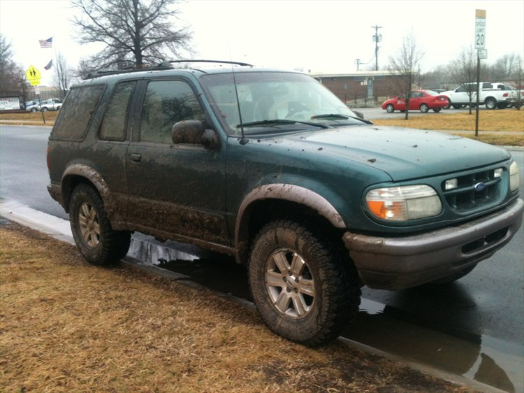 nothoughts21 1997 Ford Explorer Sport