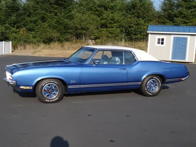 KAZCAMAROSS 1970 Oldsmobile Cutlass Supreme Specs Photos