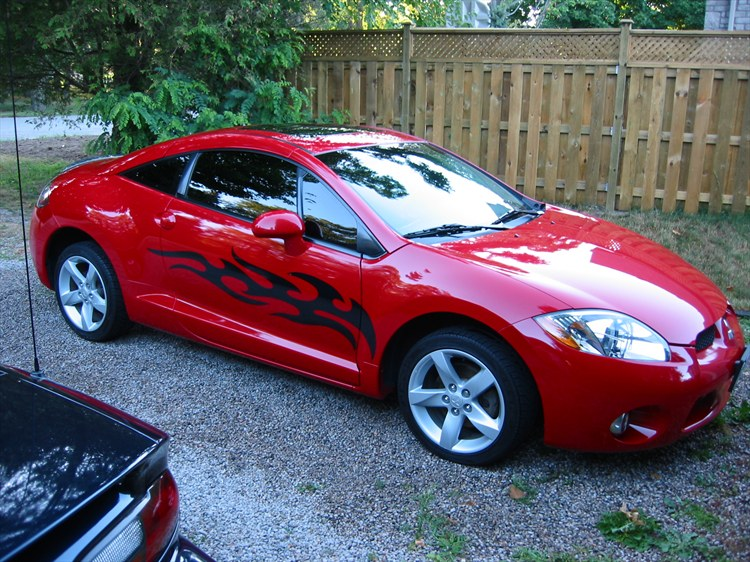 my 06 eclipse 39 s 2006 mitsubishi eclipse gs hatchback coupe 3d in otterville on. Black Bedroom Furniture Sets. Home Design Ideas