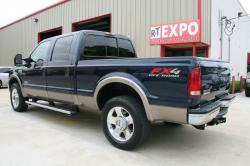 TEJAS 2006 Ford F250 Super Duty Crew Cab